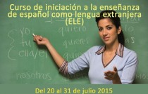 Curso para profesores ELE