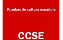 Prueba CCSE para la nacionalidad española